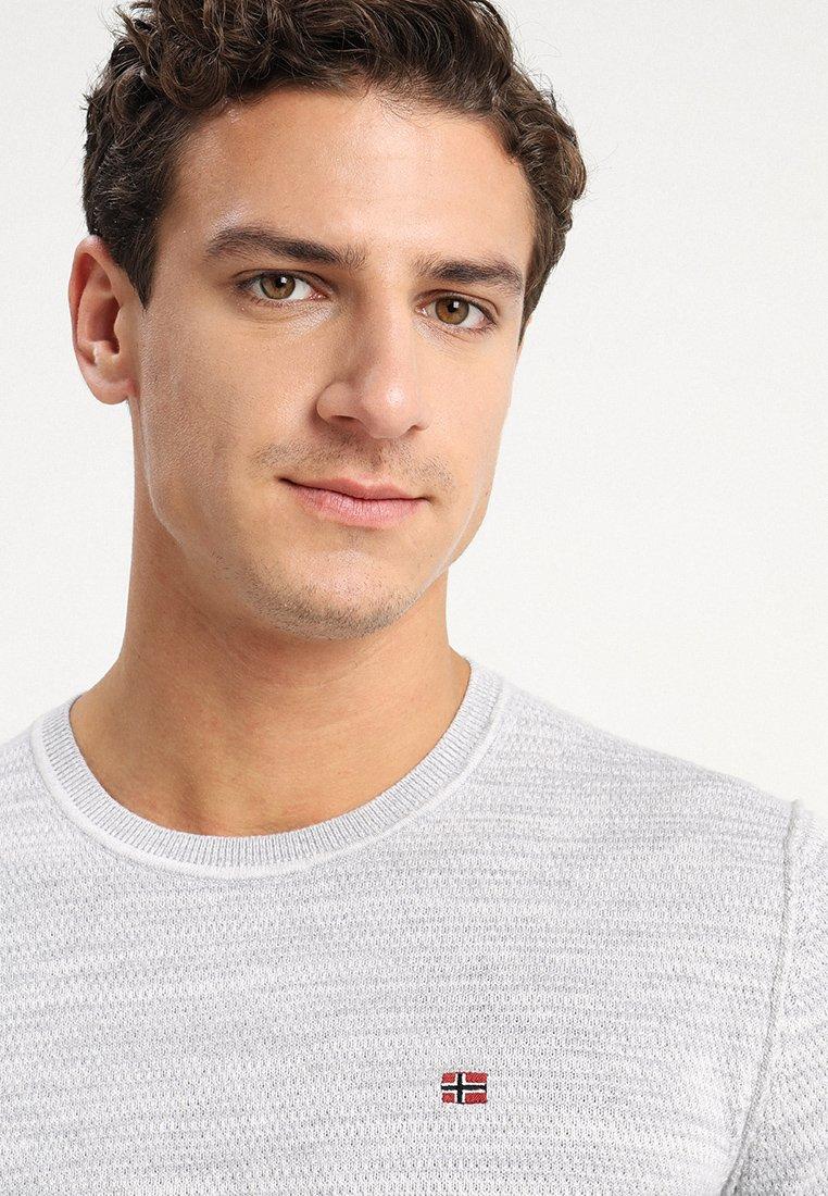 Napapijri Dueville - Pullover Medium Grey Melange