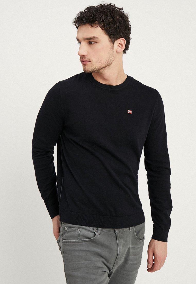 Napapijri - DECATUR - Pullover - black