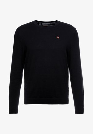 DECATUR - Strickpullover - black