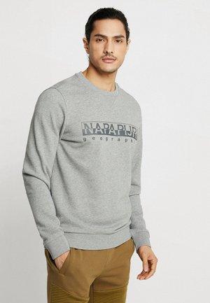 BEVORA - Sudadera - grey melange