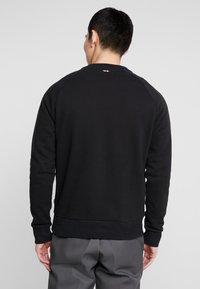 Napapijri - BOVES - Sweatshirt - black - 2
