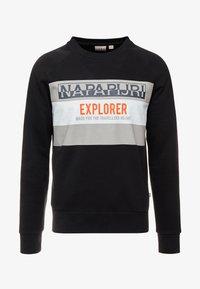 Napapijri - BOVES - Sweatshirt - black - 3