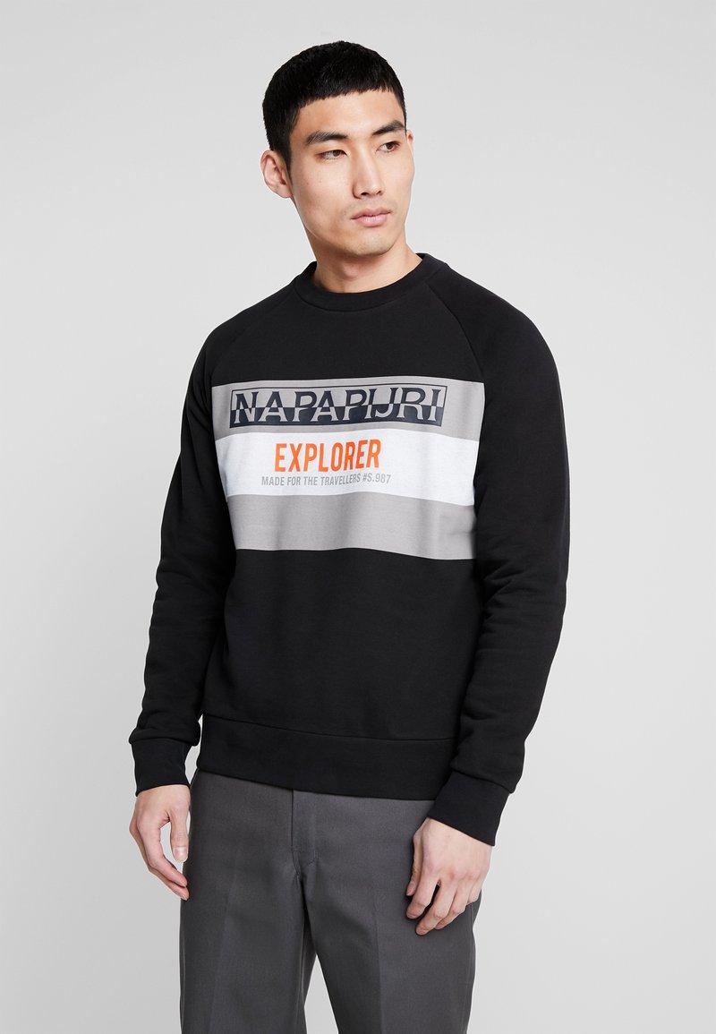 Napapijri - BOVES - Sweatshirt - black