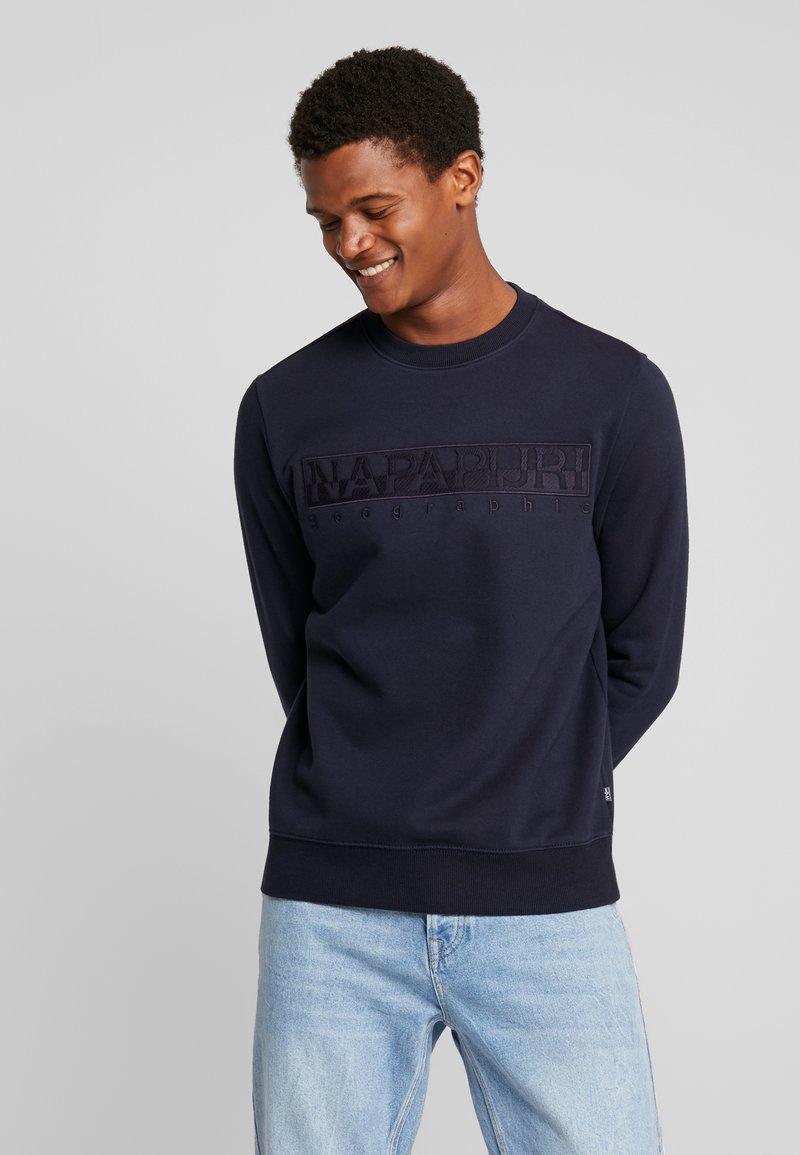Napapijri - BERBER  - Sweatshirts - blue marine