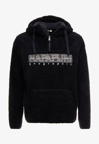Napapijri - TEIDE NATURAL PEYOTE - Sweat à capuche - black - 5