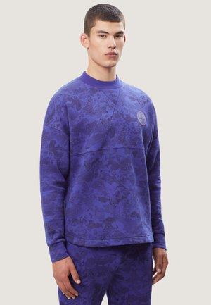 BIEL C PRINT - Felpa - purple