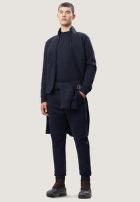 Napapijri - BIEL FZ - veste en sweat zippée - light blue - 1