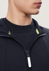 Napapijri - BIEL FZ - veste en sweat zippée - light blue - 3
