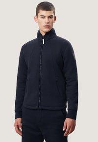 Napapijri - BIEL FZ - veste en sweat zippée - light blue - 0
