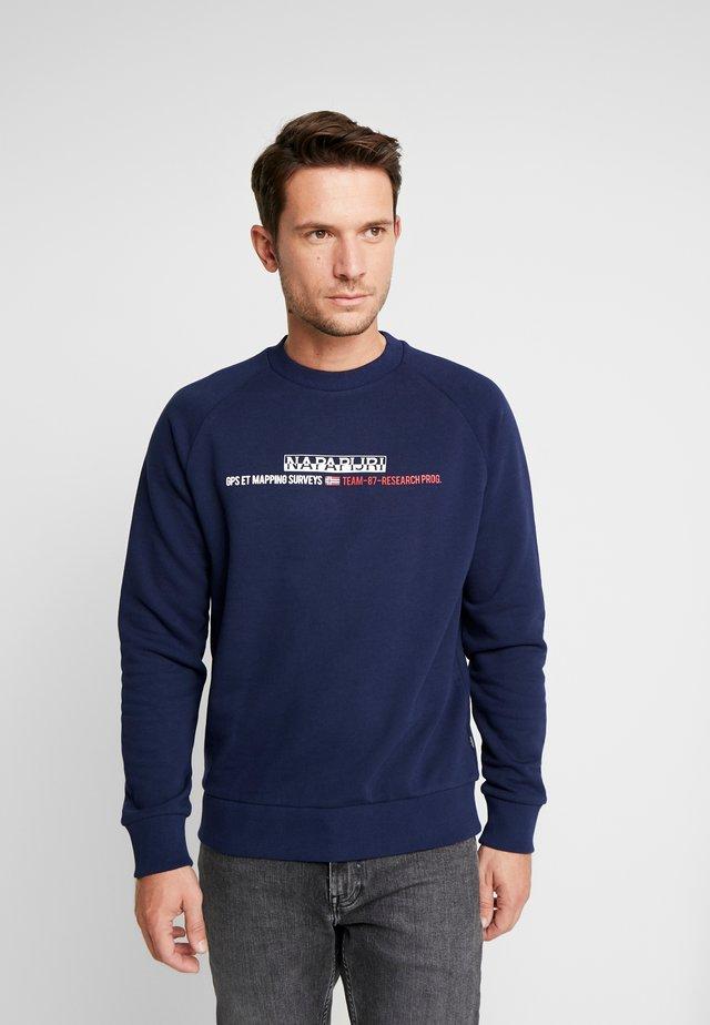 BASTIA - Sweatshirts - medieval blue
