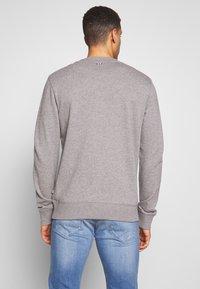 Napapijri - BOVICO CREW NECK - Sweater - mottled grey - 2