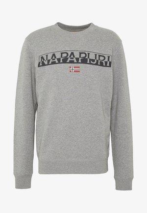 BARAS CREW NECK - Sweater - mottled grey