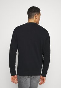 Napapijri - BARAS CREW NECK - Sweatshirt - black - 2