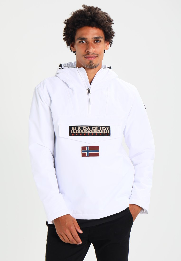 Napapijri - RAINFOREST WINTER - Windjack - bright white