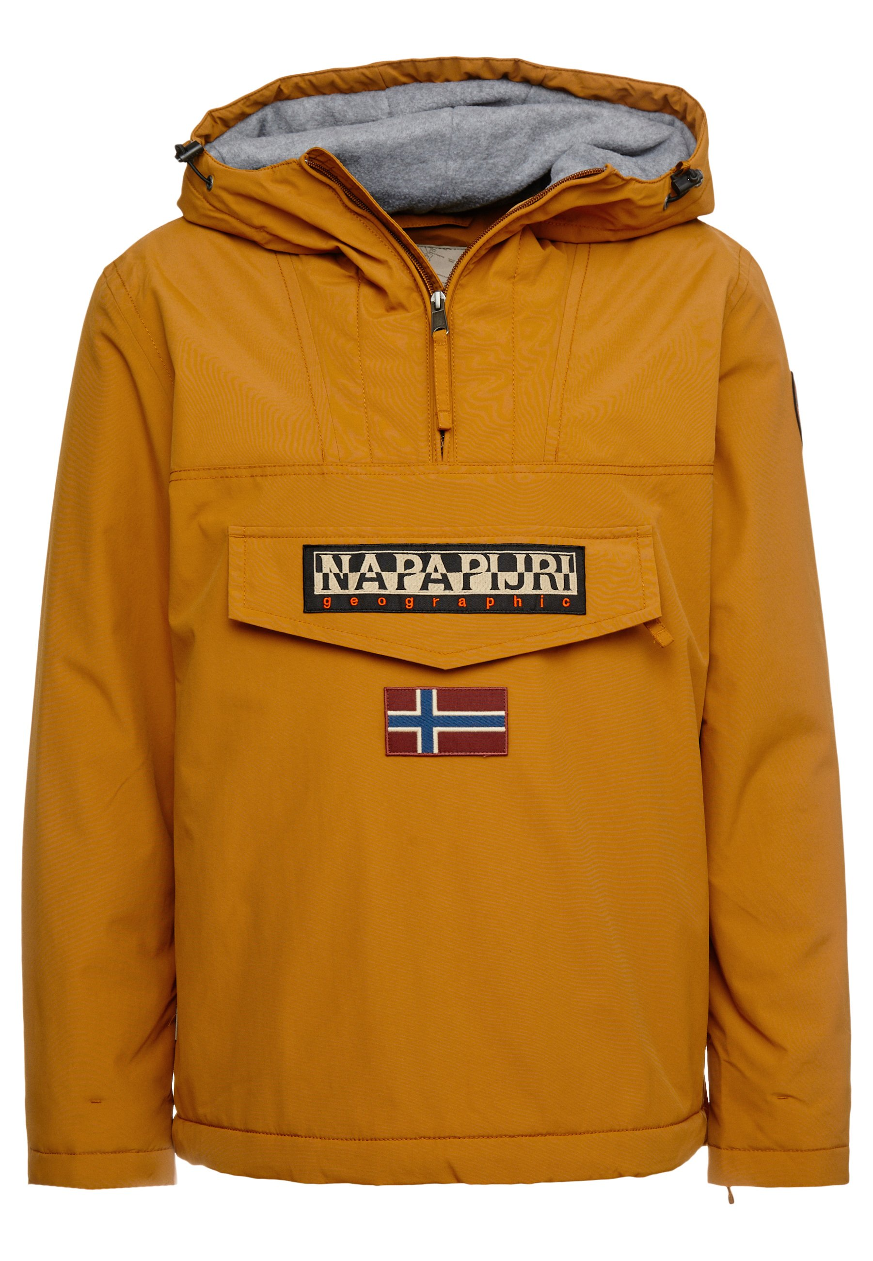 Napapijri Rainforest Winter - Windjack Golden Brown