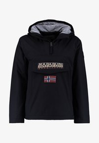 Napapijri - RAINFOREST WINTER - Tuulitakki - black - 4
