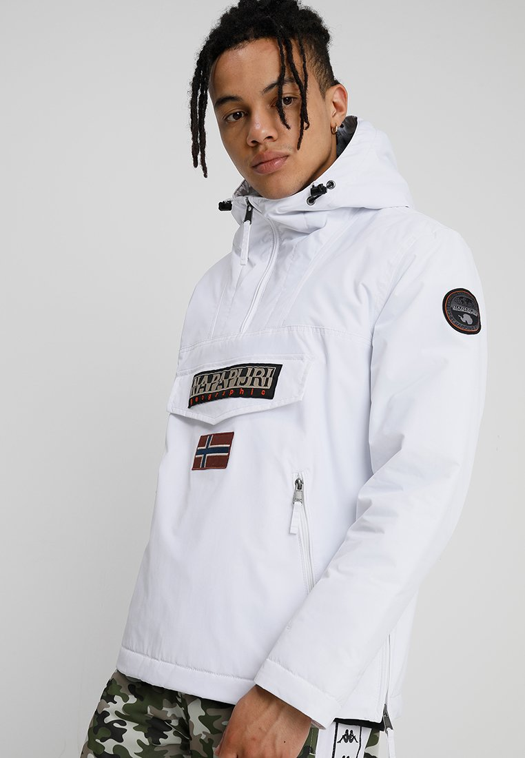 Napapijri - RAINFOREST POCKET  - Winter jacket - bright white