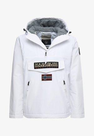 RAINFOREST POCKET  - Talvitakki - bright white