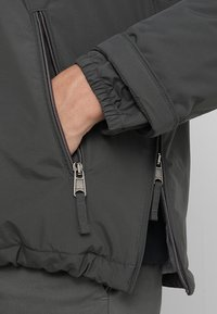 Napapijri - RAINFOREST POCKET  - Giacca invernale - dark grey solid - 3