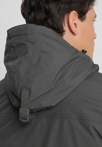 Napapijri - RAINFOREST POCKET  - Chaqueta de invierno - dark grey solid - 5