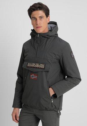 RAINFOREST POCKET  - Winter jacket - dark grey solid