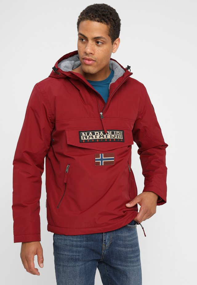 RAINFOREST POCKET  - Zimní bunda - red bourgogne