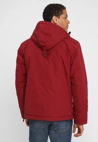 Napapijri - RAINFOREST POCKET  - Giacca invernale - red bourgogne - 2