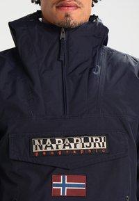 Napapijri - RAINFOREST POCKET  - Giacca invernale - blu marine - 3