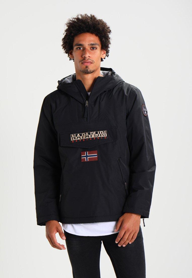 Napapijri - RAINFOREST POCKET - Summer jacket - black