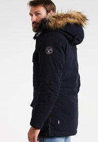 Napapijri - SKIDOO OPEN LONG - Zimní kabát - blu marine - 2