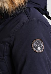 Napapijri - SKIDOO OPEN LONG - Zimní kabát - blu marine - 5