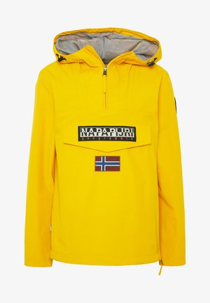 RAINFOREST SUMMER - Windbreaker - mango yellow