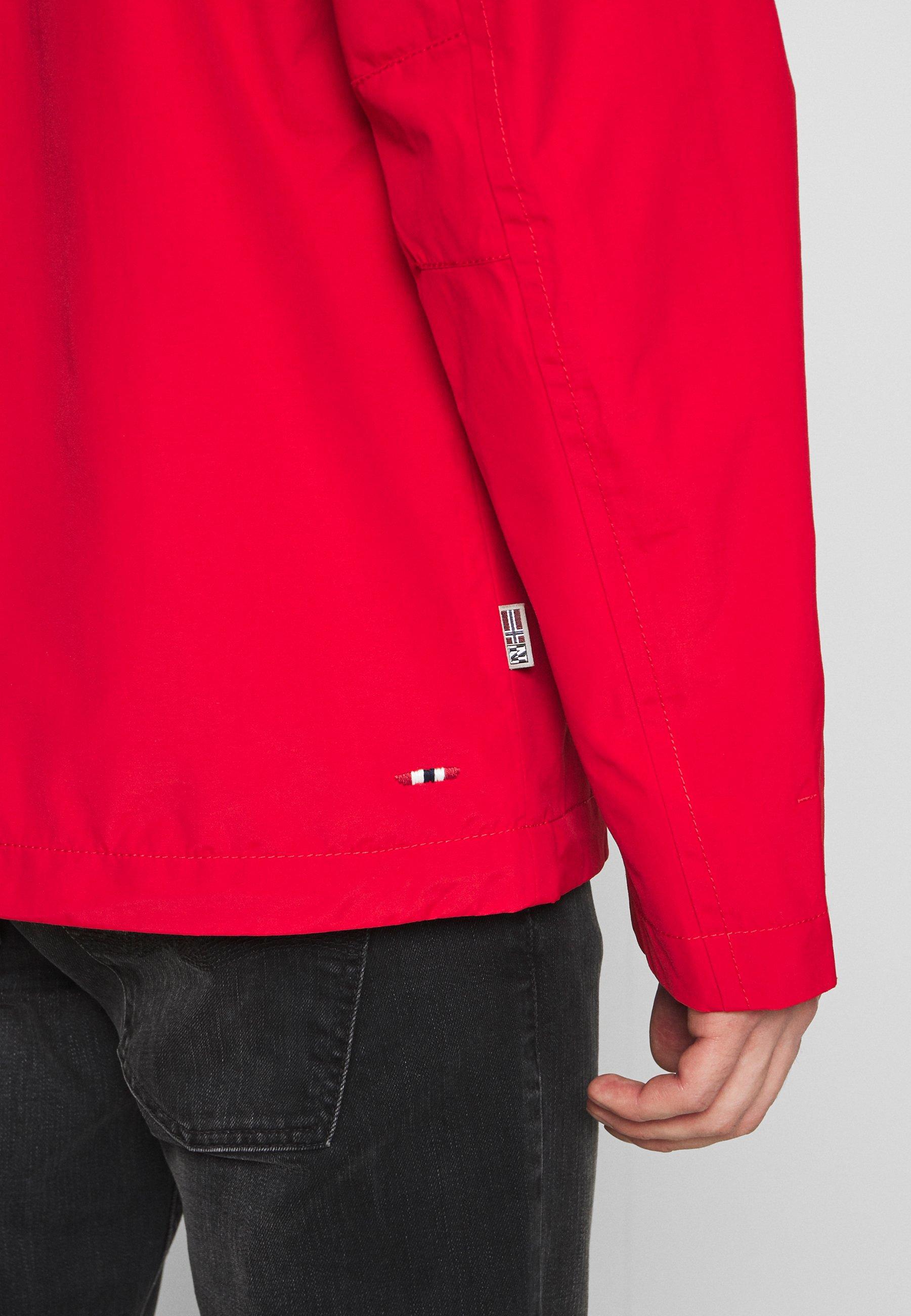 Napapijri Veste coupe-vent - bright red