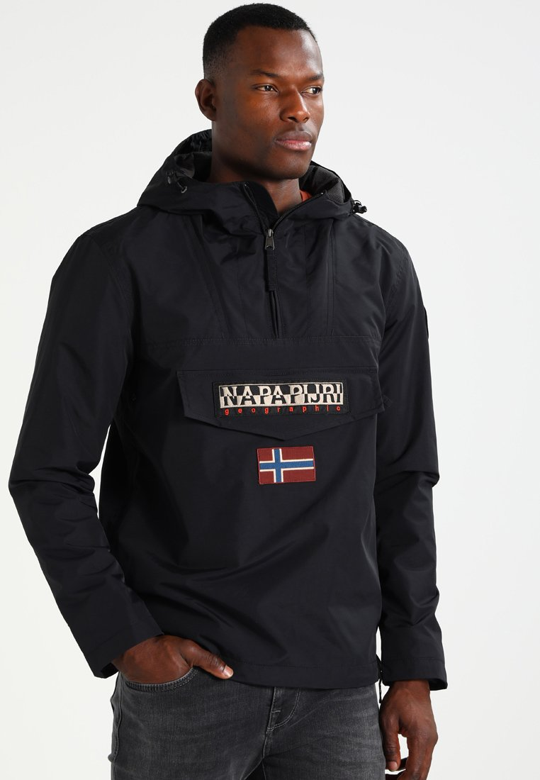 Napapijri - RAINFOREST - Windbreaker - black