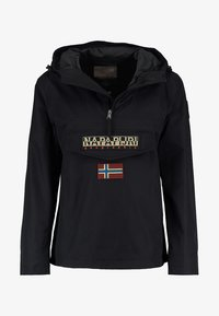 Napapijri - RAINFOREST SUMMER - Windbreaker - black - 6