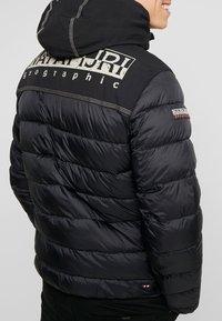 Napapijri - ARIC - Zimní bunda - black - 4
