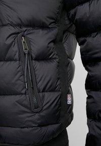 Napapijri - ARIC - Zimní bunda - black - 7