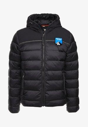 ARIC - Zimní bunda - black