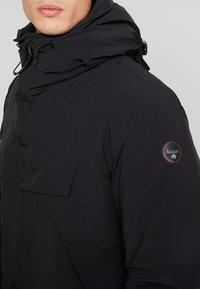 Napapijri - SKIDOO ANORAK - Winter jacket - black - 3