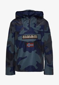 Napapijri - RAINFOREST SUMMER PRINT  - Windjack - black - 5