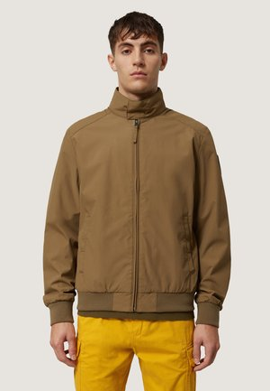 AGARD - Bomber Jacket - kangaroo brown