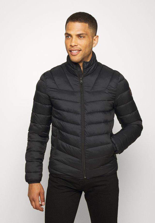 AERONS - Lehká bunda - black
