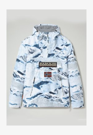 RAINFOREST POCKET PRINT - Light jacket - camou ice f2k