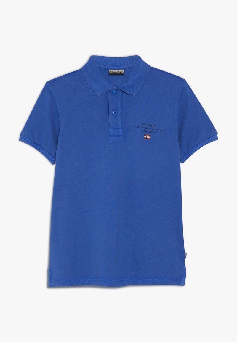 Napapijri - Polo shirt - blue