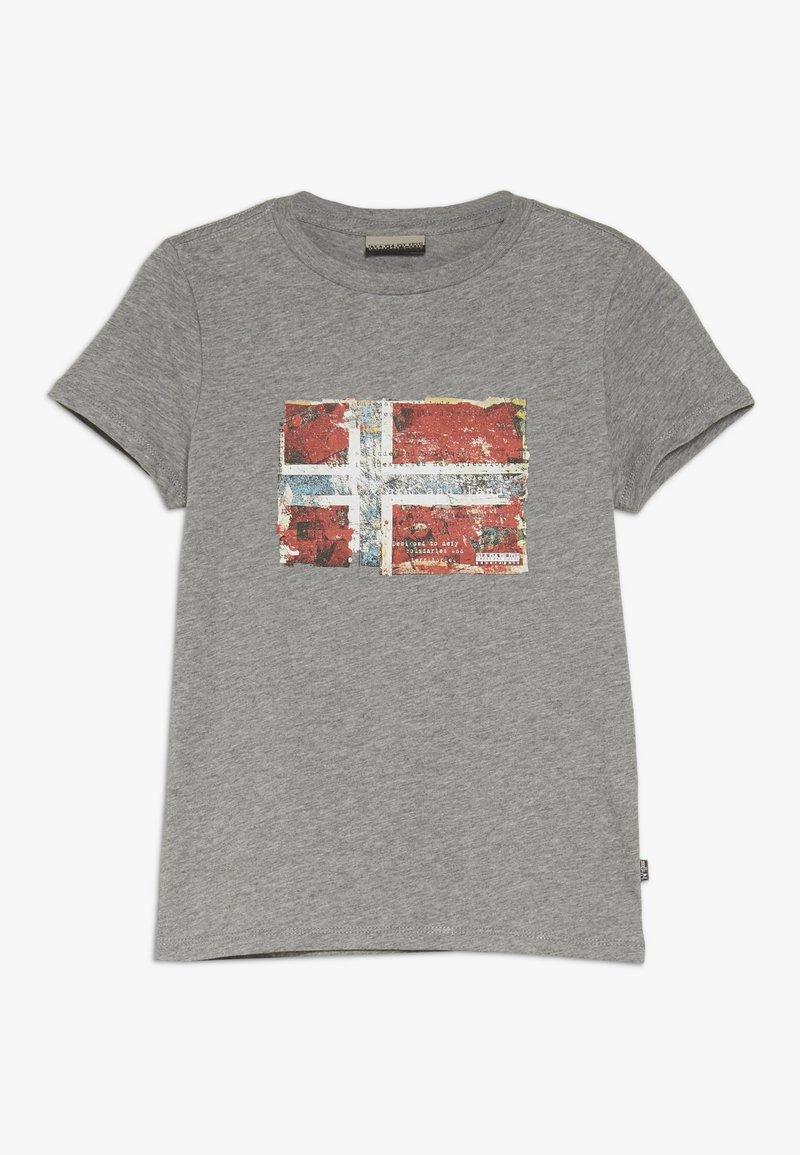Napapijri - T-Shirt print - grey