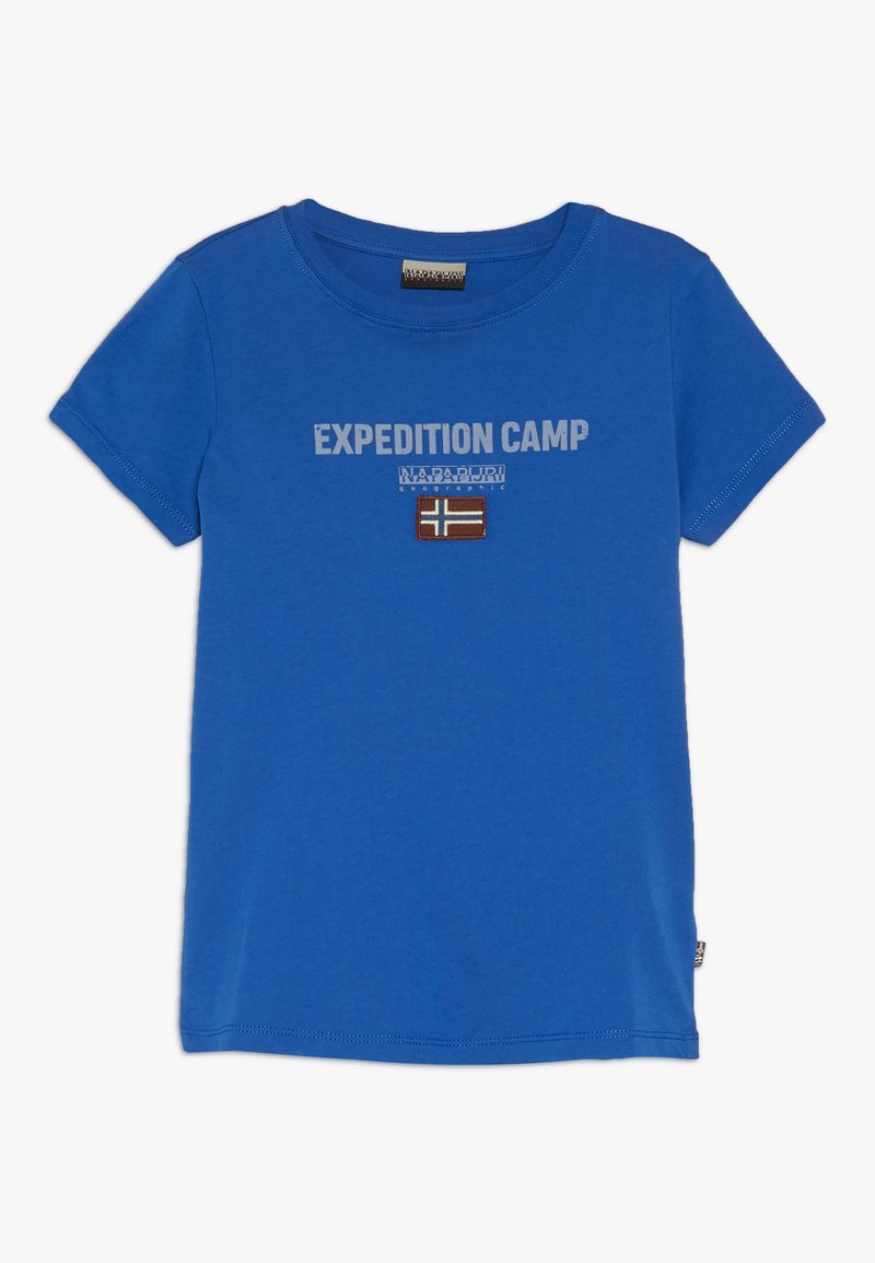 Napapijri - T-Shirt print - blue