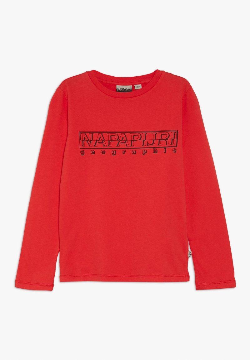 Napapijri - SOLI - Long sleeved top - high risk red