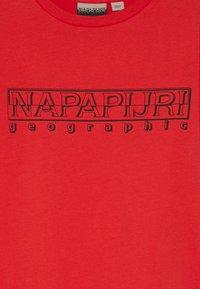 Napapijri - SOLI - Long sleeved top - high risk red - 3