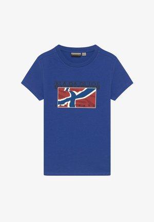 SALLYN - Camiseta estampada - ultramarine