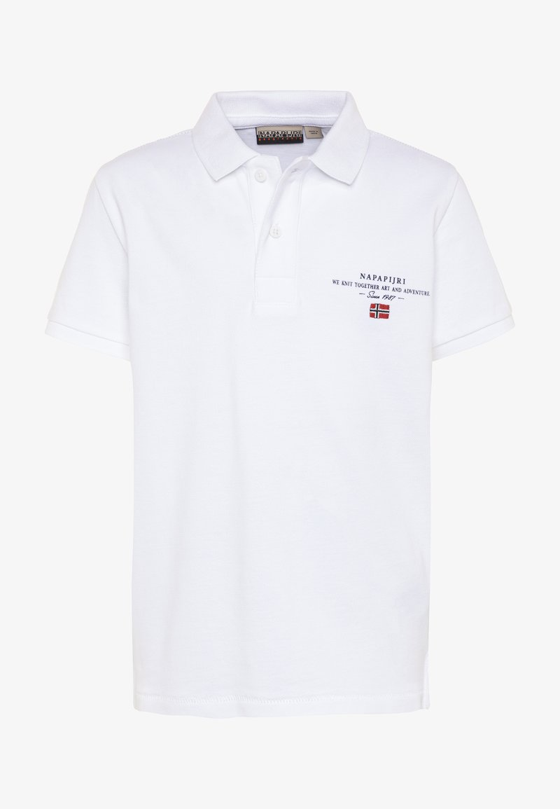 Napapijri - ELBAS - Polo - bright white